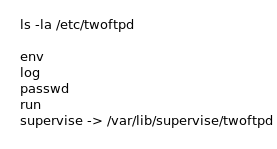 ftp сервер настройка